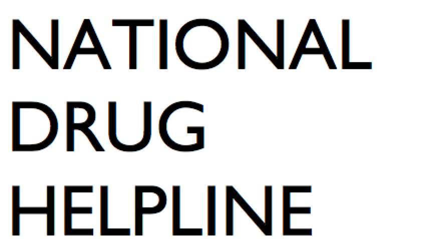 National Drug Helpline